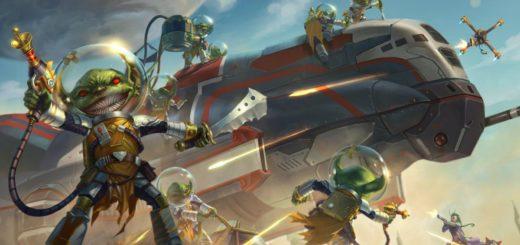 Space Goblins, © Paizo, Inc.