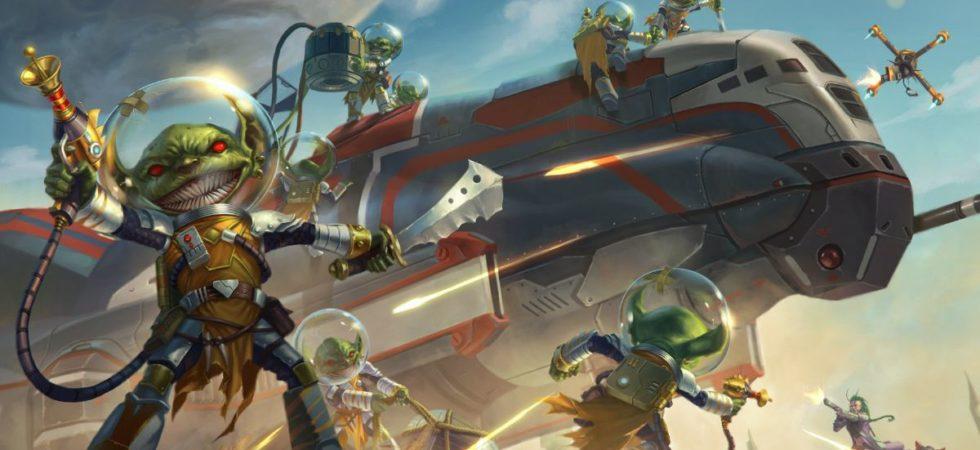 Cosmic Crit's 'Create a Season 2 NPC Challenge' | Cosmic Crit: A
