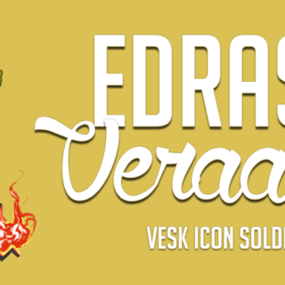 Edrass Veraanas, Vesk Icon Soldier