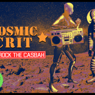 Drift Rock the Casbah