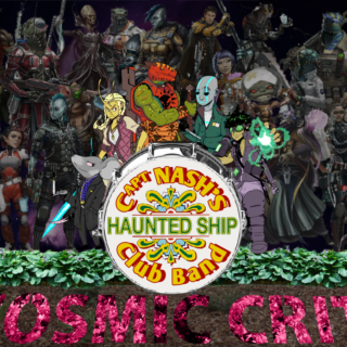 Capt Nash's Haunted Ship Club Band