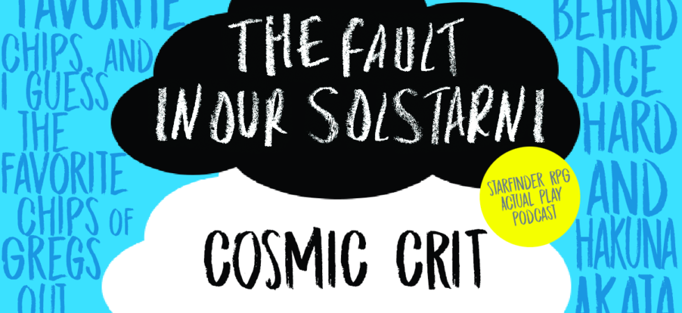The Fault In Our Solstarni