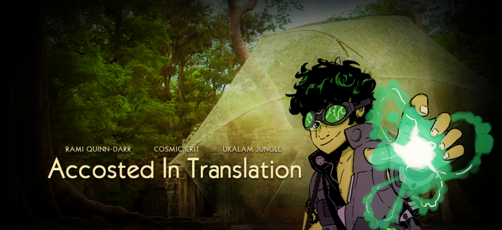Accosted In Translation